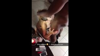 Flashing – Sex – Interracial Snapchats