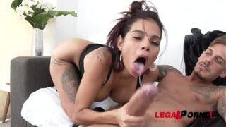 Mila Garcia first anal with Chris Diamond SZ2215