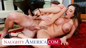 Naughty America – Ariella Ferrera finds out that her student loves Spanish women