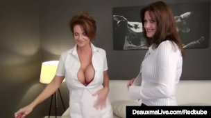 Nurse Deauxma & Attorney Taylor Ann Give Client Heart Attack