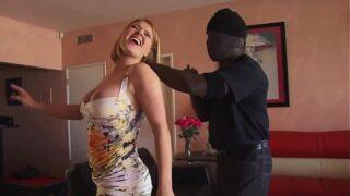 rough interracial porn